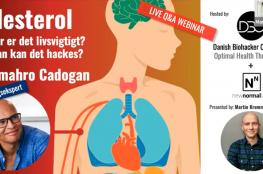 Se videoen: Kolesterol - hvorfor er det vigtigt og kan det hackes?